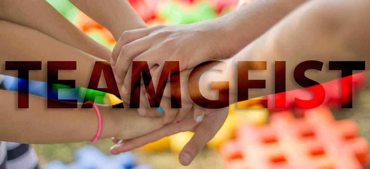 Tolerantes Dinslaken - Projekte 2018 - Teamgeister - Zusammen leben und lernen