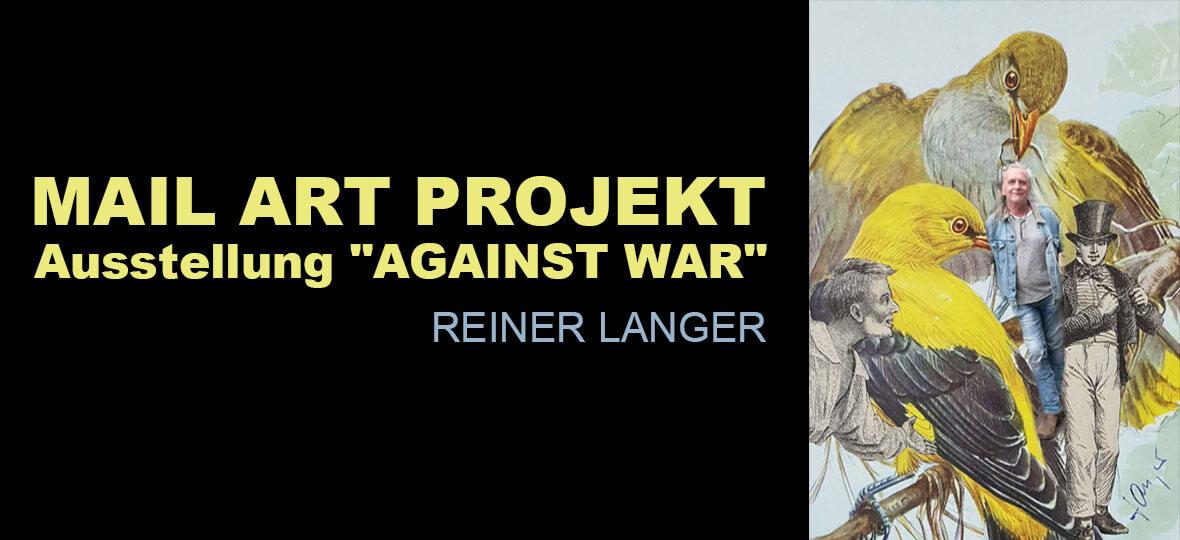 Tolerantes Dinslaken - Projekte 2019 - Ausstellung - Against war