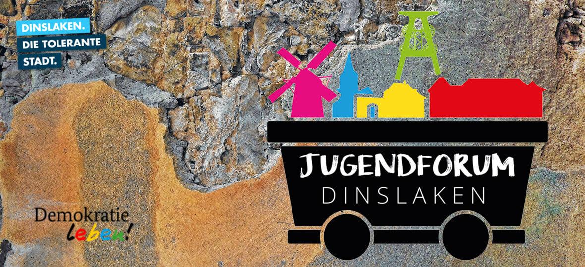 Tolerantes Dinslaken - Projekte 2020 - Jugendforum Dinslaken