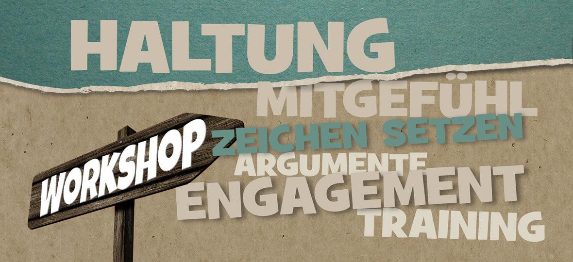 Tolerantes Dinslaken - Projekte 2020 - Stammtischkämpfer - Seminarreihe