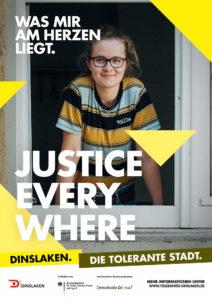 Tolerantes Dinslaken - Wir für Demokratie – Fotoaktion Stadtgesichter Dinslaken - Plakat Nummer 5